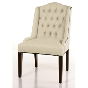 Essex Upholstered Dining Chair Sloane Whitney