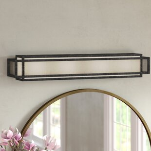 Laurel Foundry Modern Farmhouse Sparks 4-Light Bath Bar