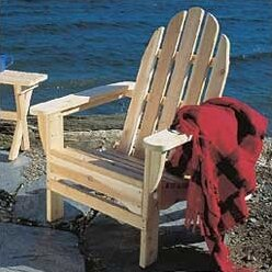 Adirondack Wood Folding Adirondack Chair