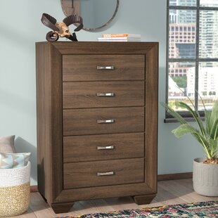 Barnsdall 5 Drawer Chest