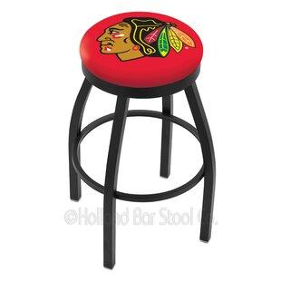 NHL Swivel Bar Stool