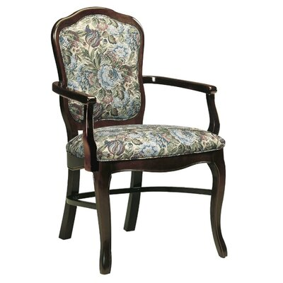 Upholstered Dining Chair AC Furniture Upholstery Color: Partner White, Frame Color: White