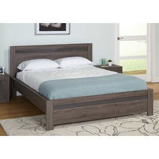 Joshua Queen Platform Bed by Zipcode Design Top Reviews