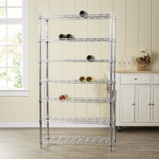 Callum 168 Bottle Floor Wine Rack