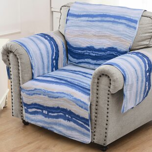 Crystal Cove Slipcover by Highland Dunes