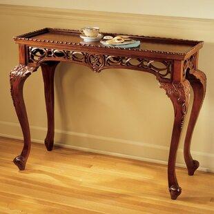 Design Toscano Filigree Console Table