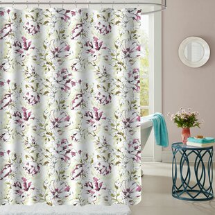 Ahadpour Polyester Shower Curtain by House of Hampton