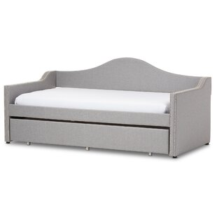 Fabian Twin Daybed with Trundle by Latitude Run