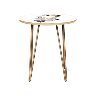 Billings End Table by Bungalow Rose