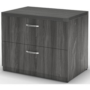 Aberdeen Freestanding 2-Drawer Lateral Filing Cabinet