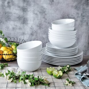 Wayfair Dinnerware Sets For 6 You Ll Love In 2021