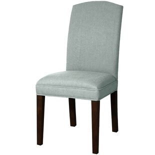 Leggett Upholstered Dining Chair (Set of 2) by Alcott Hill