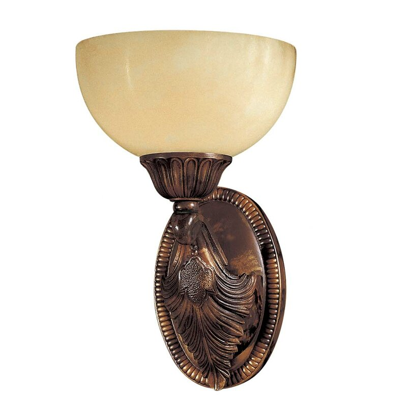 Metropolitan 1-Light Armed Sconce