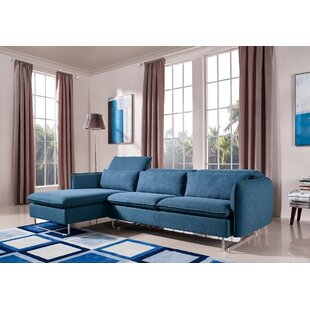 Brayden Studio Grossman Reclining Sectional