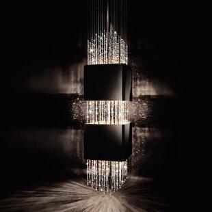 Swarovski Casino Royal 16-Light Crystal Chandelier