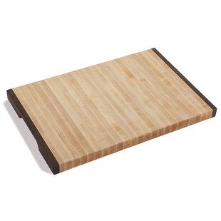 Equinox Wood Cutting Board