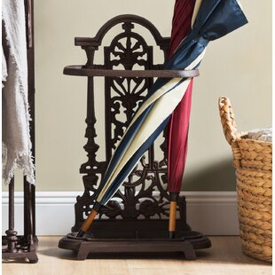 Abdi Cast Iron Umbrella Stand By Brambly Cottage