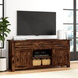 Acushnet TV Stand for TVs up to 55 by Three Posts™