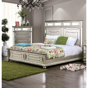 Jacey Panel Bed