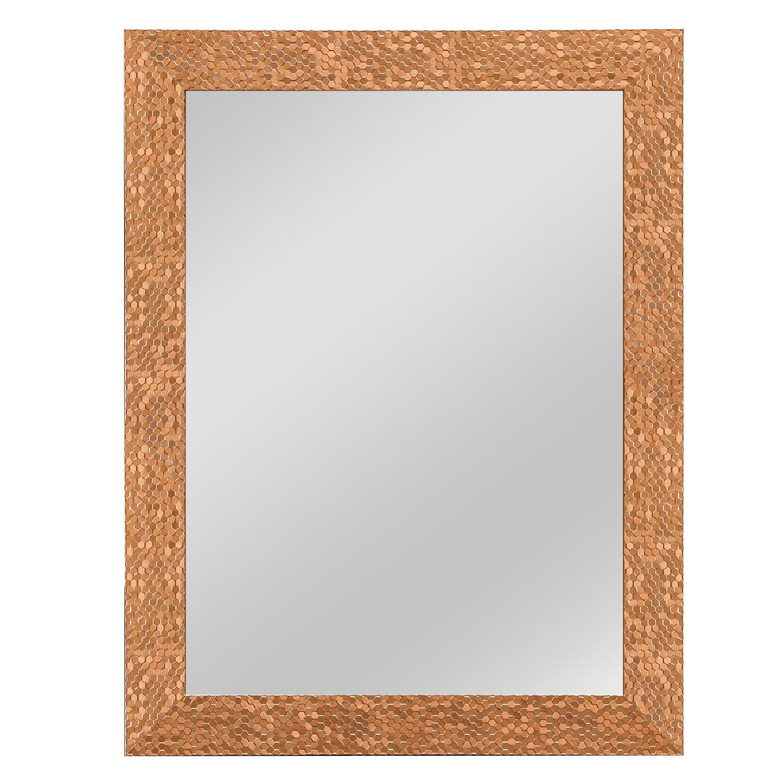 Mercer41 Ginevra Mosaic Glam Bathroom