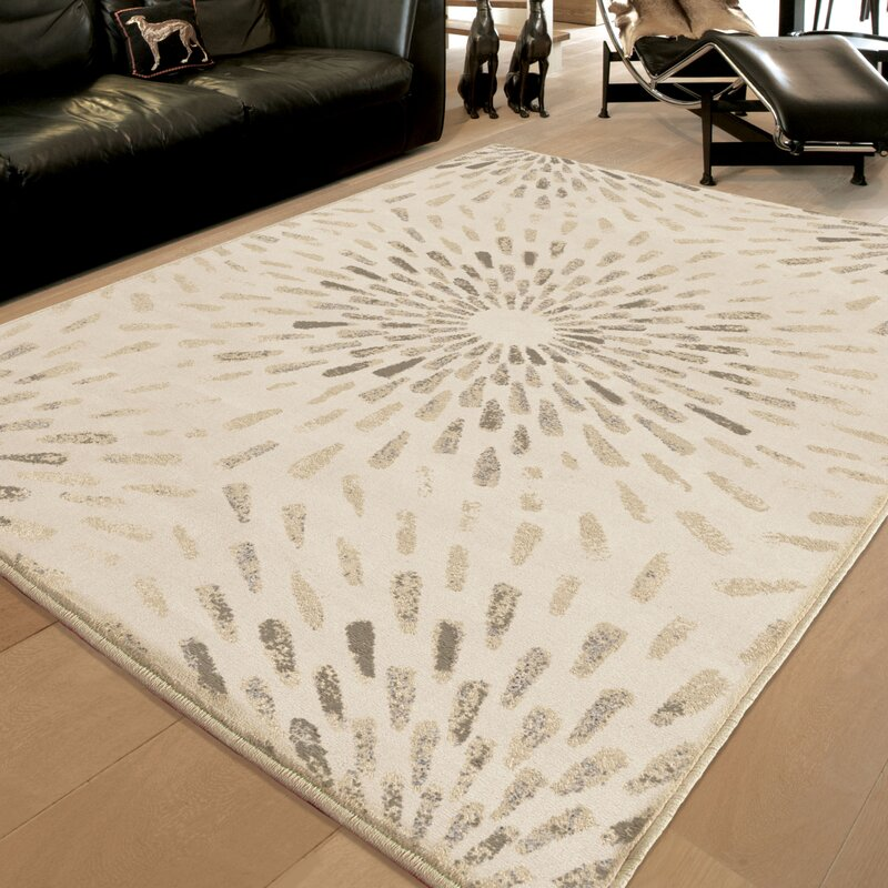 Gracie Ivory Area Rug
