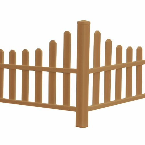 "Treated Fence Post 3 FEET GARDEN FENCING POST FOR FENCE PANELS ETC 3/""x3/"""