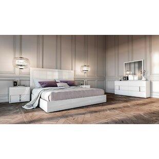 Orren Ellis Dority 5 Piece Bedroom Set