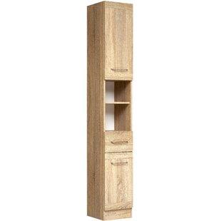 Review Luanda 30 X 195.5cm Free-Standing Cabinet