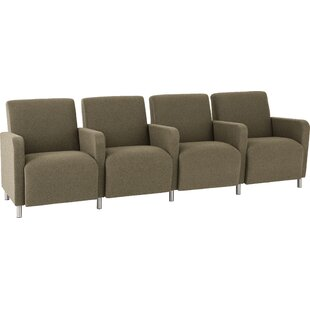 Ravenna 4 Seater with Center Arms