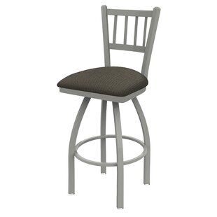 Shop for Nicolai 25 Swivel Bar Stool by Red Barrel Studio Reviews (2019) & Buyer's Guide