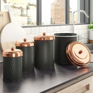 Kitchen Canister Set (Set of 4)