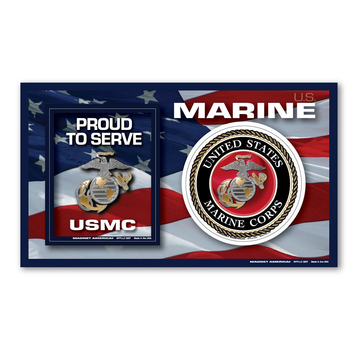 Magnet America Marine Magnet Picture Frame Wayfair