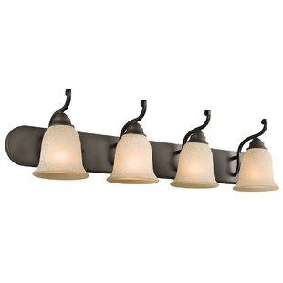 Alcott Hill Haffenreffer 4-Light Vanity Light
