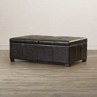 Read Reviews Grissom Storage Ottoman By Red Barrel Studio
