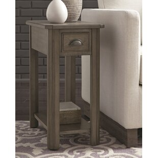 Fernville End Table with Stora..