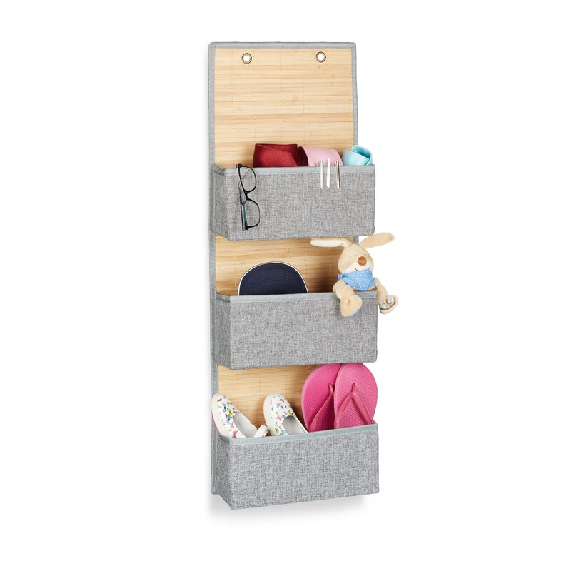 Strouse Hanging Storage with 3 Compartments