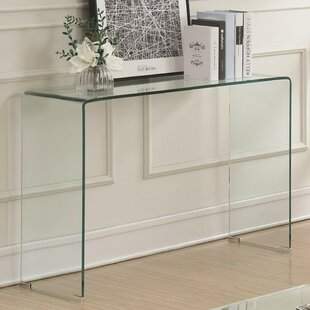 Palmview Contemporary Minimal Console Table