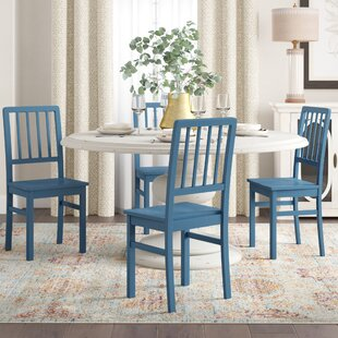 Carolina Solid Wood Dining Chair (Set of 4)