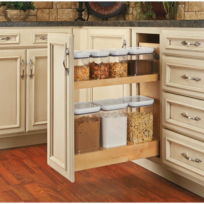 Base Cabinet Organizer Pull Out Pantry