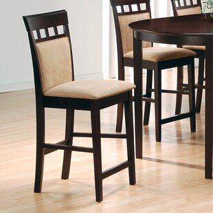 Constitution 24 Bar Stool (Set of 2) Red Barrel Studio