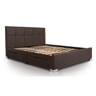 Turner Upholstered Storage Bed Frame By Mercury Row