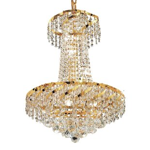 Rosdorf Park Antione 6-Light Empire Chandelier