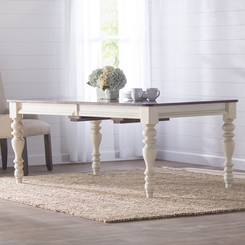 Captivating Dalton Extending Dining Table