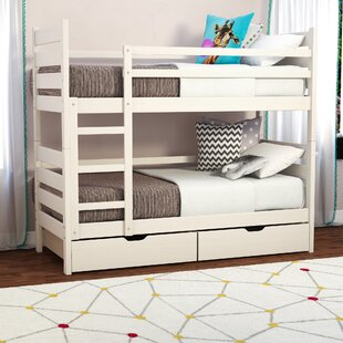 Tomo Panel Bunk Bed by Mack & Milo Top Reviews