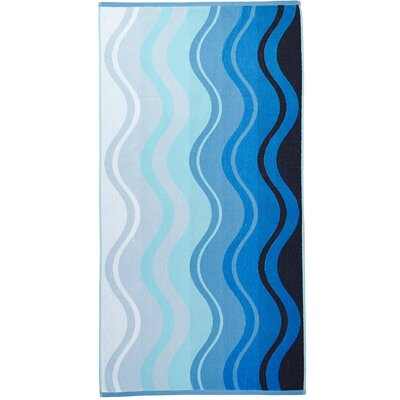 wave terry turkish cotton beach towel by arus cad save to idea board