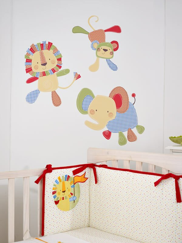 Jolly Jamboree Room Make Over Kit Wall Decal