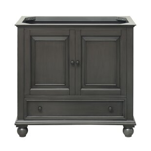 Samoset 36 Single Bathroom Vanity Base by Gracie Oaks