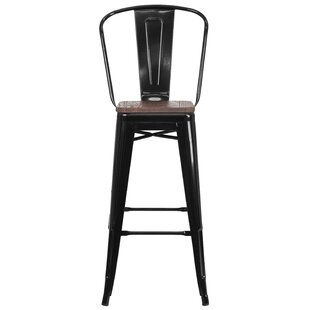 Delores 30 Bar stool Williston Forge