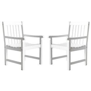 Ardlow Garden Chair (Set Of 2) By Sol 72 Outdoor