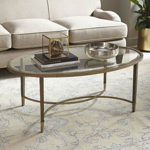 Atmore Coffee Table by Darby Home Co